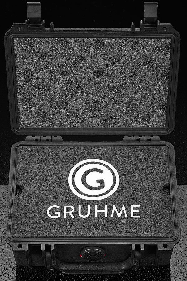 Gruhme, mens, fragrance, packaging, peli case, product photography, birmingham, smokeshow creative, still life, fashion, brand, health, beauty, grooming, commercial, advertising