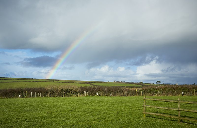 rainbow, cornwall, weather, ian davies, idp, photographer birmingham, birmingham photographer, commercial photographer, birmingham, solihull